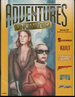 Adventures Unlimited #3
